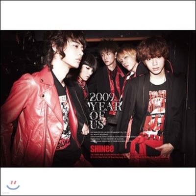 [중고] 샤이니 (Shinee) / 2009, Year Of Us (3rd Mini Album/Digipack)