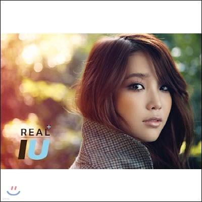 아이유 (IU) / Real+ (3rd Mini Plus Album/미개봉)