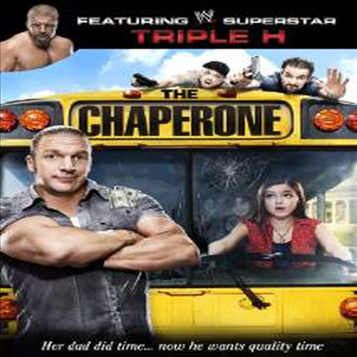 Chaperone (더 샤프롱)(지역코드1)(한글무자막)(DVD)