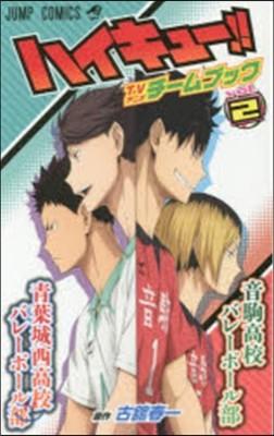 ハイキュ-!! TVアニメチ-ムブック Vol.2