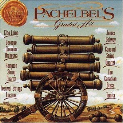 James Galway 파헬벨 그레이트 히트 - 캐논 캐논 캐논 (Pachelbel's Greatest Hit - Canon Canon Canon)