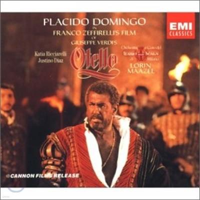 Verdi : Otello : DomingoㆍMaazel