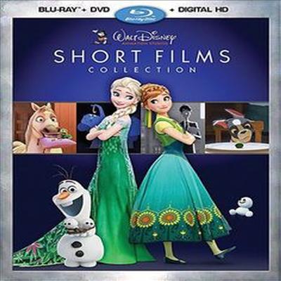 Walt Disney Animation Studios Short Films Collection (월트 디즈니 단편 필름 컬렉션)(한글무자막)(Blu-ray) (2015)