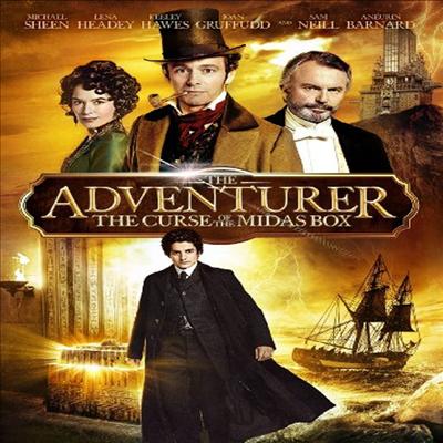 The Adventurer: The Curse of the Midas Box (머라이어 먼디 앤드 더 미다스 박스)(지역코드1)(한글무자막)(DVD)