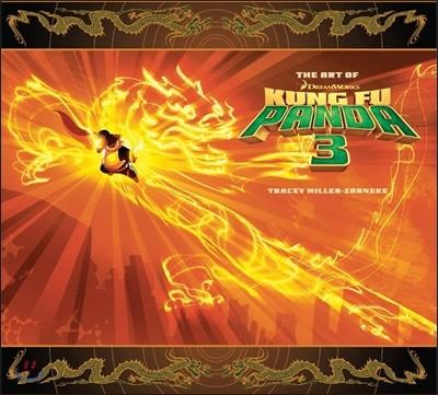 The Art of Kung Fu Panda 3 : 쿵푸 팬더 3편 공식 컨셉 아트북
