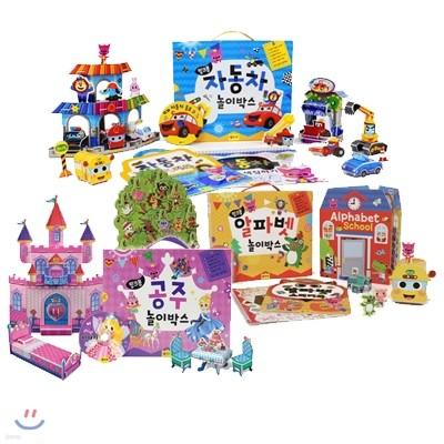 핑크퐁 놀이박스 3세트