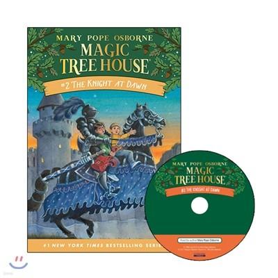Magic Tree House #2 : The Knight at Dawn (Book + CD)