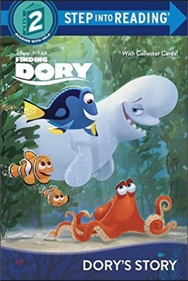 Step into reading 2: Finding Dory Dory's Story