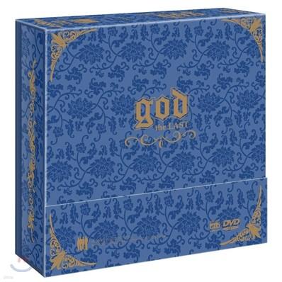 god (지오디) - the Last (5DISC BOX SET 스페셜 한정판) (아웃케이스)