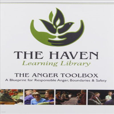 The Anger Toolbox: A Blueprint For Responsible Anger, Boundaries & Safety (더 앵거 툴박스)(지역코드1)(한글무자막)(DVD)