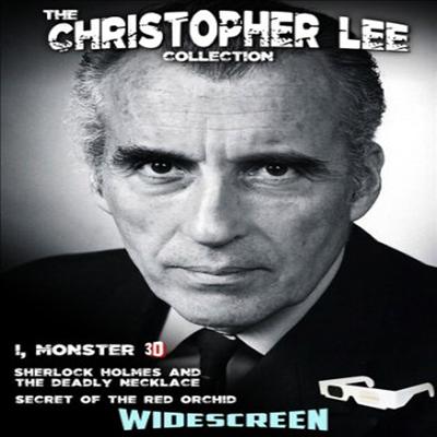 The Christopher Lee Collection: Triple Feature (더 크리스토퍼 리 컬렉션)(한글무자막)(DVD)