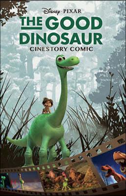 디즈니 시네스토리 코믹 : 픽사 굿 다이노 The Good Dinosaur Cinestory