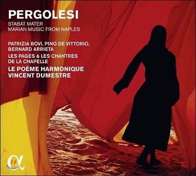 Le Poeme Harmonique 페르골레지: 스타바트 마테르 (Pergolesi: Stabat Mater)