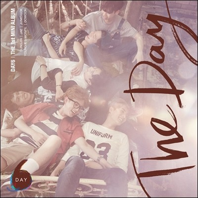 데이식스 (DAY6) - The 1st Mini Album : The Day