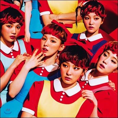 레드벨벳 (Red Velvet) 1집 - The Red