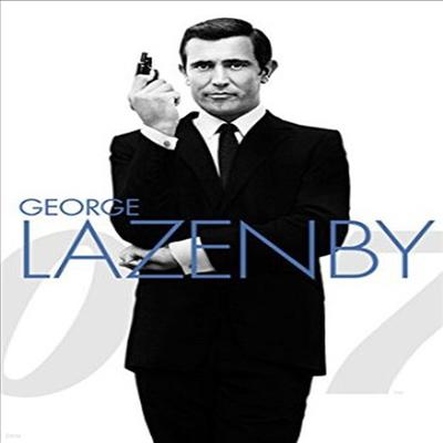 007: George Lazenby (007: 조지 라젠비)(지역코드1)(한글무자막)(DVD)