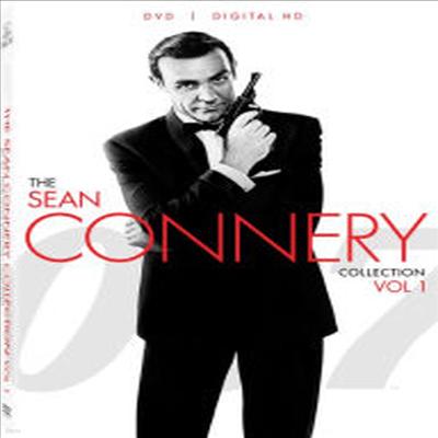 007: The Sean Connery Collection Vol. 1 (007: 더 숀 코네리 컬렉션 볼륨 1)(지역코드1)(한글무자막)(DVD)