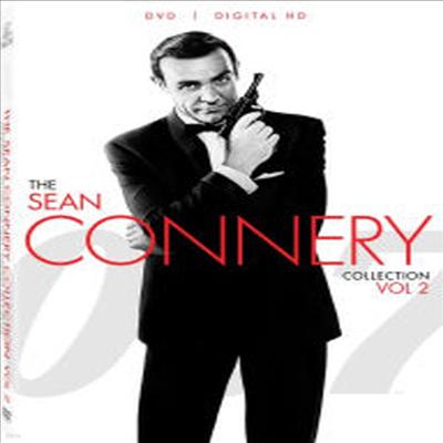 007: The Sean Connery Collection Vol. 2 (007: 더 숀 코네리 컬렉션 볼륨 2)(지역코드1)(한글무자막)(DVD)