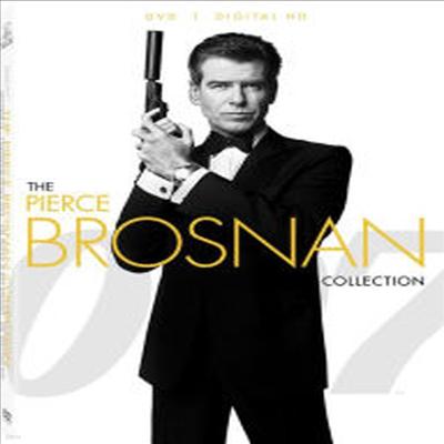 007 The Pierce Brosnan Collection (007 더 피어스 브로스넌 컬렉션)(지역코드1)(한글무자막)(DVD)
