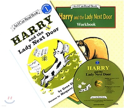 [I Can Read] Level 1-03 : Harry and the Lady Next Door (Workbook Set)