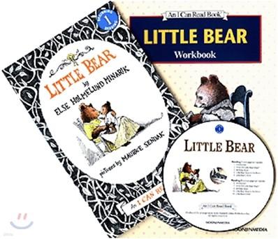[I Can Read] Level 1-01 : Little Bear (Workbook Set)