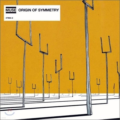 Muse (뮤즈) - 2집 Origin of Symmetry