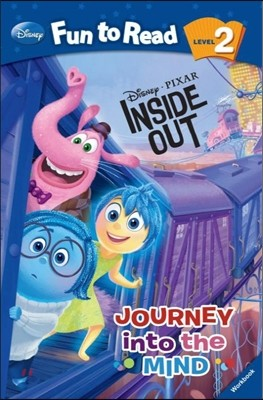 Disney Fun to Read 2-29 : Journey into the Mind