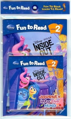 Disney Fun to Read Set 2-29 : Journey into the Mind (Inside Out)