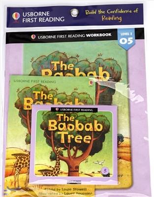 Usborne First Reading Workbook Set 2-5 : Baobab Tree