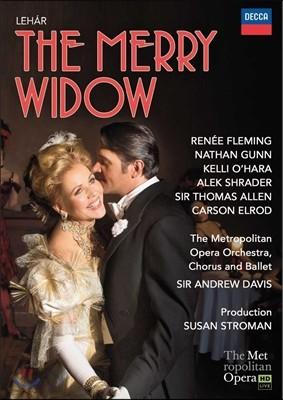 Renee Fleming / Andrew Davis 프란츠 레하르: 유쾌한 미망인 - 영어 버전 (Franz Lehar: The Merry Widow)