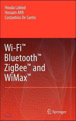 Wi-Fi (TM), Bluetooth (TM), Zigbee (TM) and WiMax (TM)