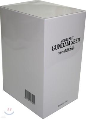 기동전사 건담 SEED Box.1 (7disc)