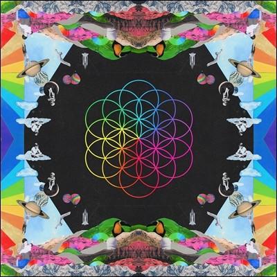 Coldplay (콜드플레이) - 7집 A Head Full Of Dreams