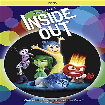Inside Out (인사이드 아웃)(지역코드1)(한글무자막)(DVD)