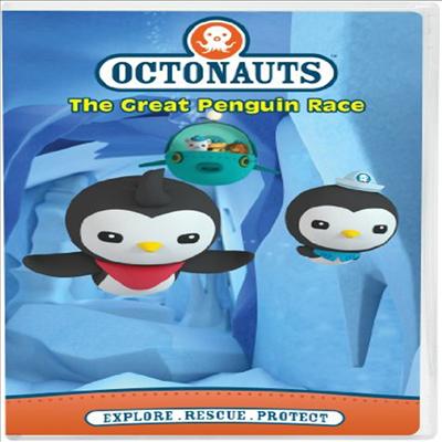Octonauts: The Great Penguin Race (옥토넛 : 그레이트 펭귄 레이스)(지역코드1)(한글무자막)(DVD)