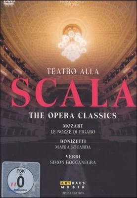 스칼라 극장 - 오페라 클래식스 (Teatro Alla Scala, The Opera Classics)