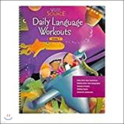 Great Source Write Source: Daily Language Workout Grade 7