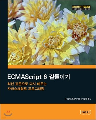 ECMAScript 6 길들이기