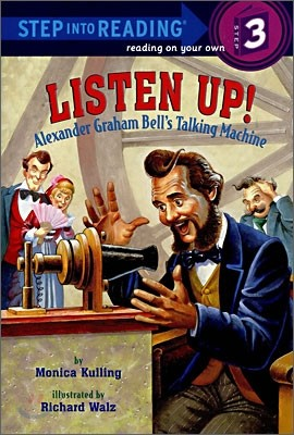 Step Into Reading 3 : Listen Up!