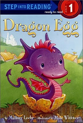 Step Into Reading 1 : Dragon Egg