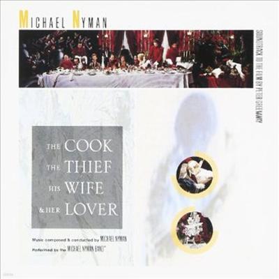 Michael Nyman - The Cook, the Thief, His Wife & Her Lover (요리사, 도둑, 그의 아내, 그리고 그녀의 정부) (Soundtrack)(Ltd. Ed)(DSD)(SACD)