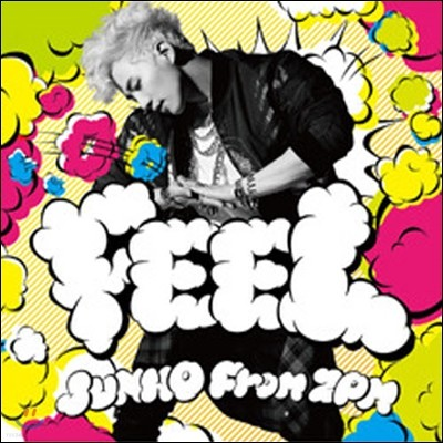 [중고] 준호 From 2PM / Feel (Single/일본반/escl4250)