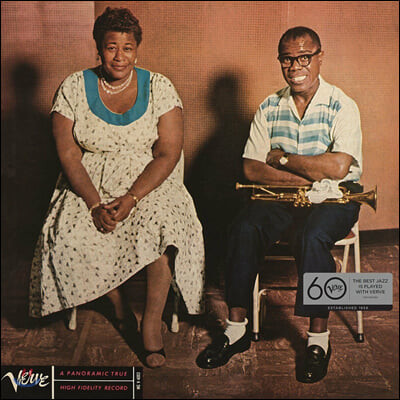 Ella Fitzgerald / Louis Armstrong - Ella And Louis [LP]