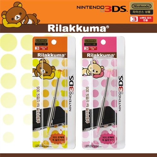 [3DS 주변기기]슬림터치펜 for 닌텐도3DS