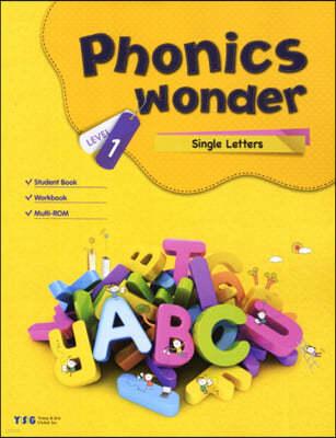 Phonics Wonder 1 : Student Book