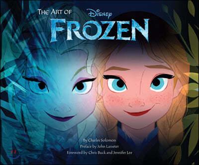 [스크래치 특가] The Art of Frozen : 디즈니 겨울왕국 컨셉 아트북