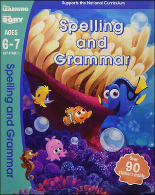 Disney Learning : Finding Dory - Spelling and Grammar, Ages 6-7