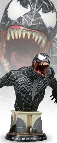 스파이더맨 : Spider man 3 Venom Bust