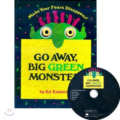 [노부영]Go Away Big Green Monster! (원서 & 노부영 부록 CD)