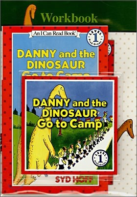 [I Can Read] Level 1-16 : Danny and the Dinosaur Go to Camp (Workbook Set)
